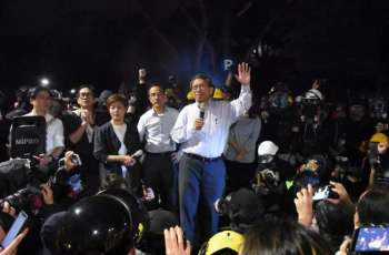 University Head in Hong Kong Urges Protesters to Leave, Could Seek Help of Government