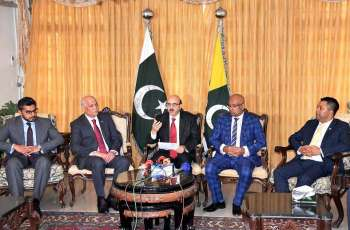 Diaspora community playing a key role in creating awareness on Kashmir: Masood Khan
