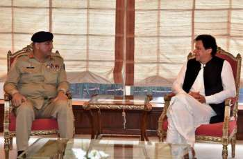 PM Khan appreciates Pakistan army for national security