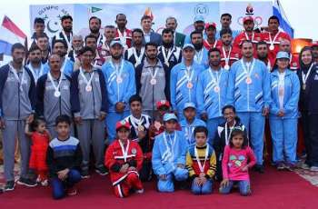 Pakistan Navy Wins Sailing Event Of 33rd National Games