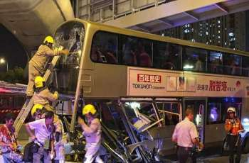 Over 30 People Injured in Traffic Accident in Hong Kong - Reports
