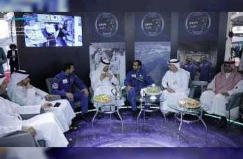 مركز محمد بن راشد للفضاء يشارك في معرض دبي للطيران 2019