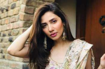Mahira Khan says she doesn't put a lot of makeup