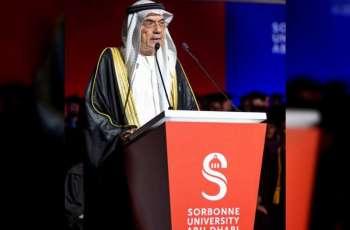 Zaki Nusseibeh echoes sentiments of Sheikh Zayed at Sorbonne University Abu Dhabi graduation ceremony