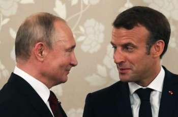 Putin, Macron Discussed Situation in Ukraine by Phone - Kremlin