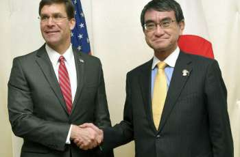 US, Japanese Defense Ministers Discuss Rules-Based Order in South China Sea - Pentagon