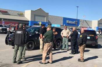 Police Confirm Three Dead in Shooting at Walmart Store in US State of Oklahoma