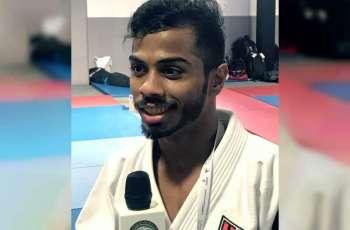 ذهبية حمد البلوشي ترفع رصيد الإمارات إلى 40 ميدالية في مونديال الجوجيتسو بأبوظبي