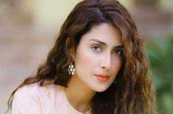 Pakistani actress Ayeza Khan thanks fans for liking her drama characters