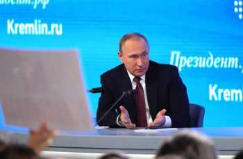 Kremlin Sees Ukraine's Claims Against Russia Regarding Gas as 'Absurd,' 'Inadmissible'