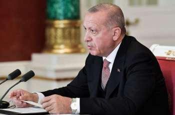 Turkey Tells US Again It Will Not Reject Purchasing Russia's S-400 -  Turkish President Recep Tayyip Erdogan