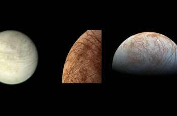 NASA Confirms Water Vapor on Jupiter's Europa for First Time in Search for Life