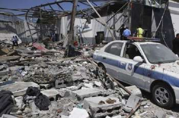 EU Calls on Libya's Clashing Sides to End Violence After Deadly Strike on Tripoli Factory