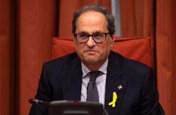 Catalan Crisis Takes Another Turn as Regional Leader Stands Trial for 'Disobedience'