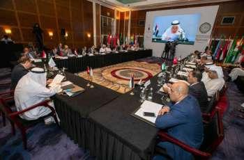 الأمانة العامة لجامعة الدول العربية تختتم فعالياتها فى دبي