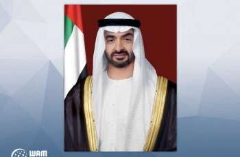 Mohamed bin Zayed receives condolences of world leaders on death of Sheikh Sultan bin Zayed