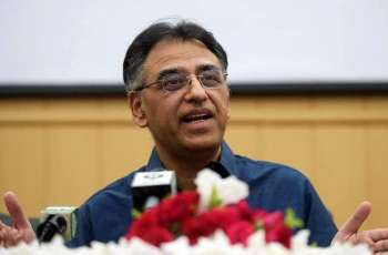 China welcomes Asad Umar's appointment as minister for planning