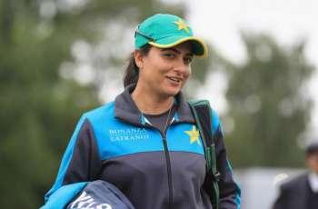 Sana Mir takes indefinite break from Intl' Cricket