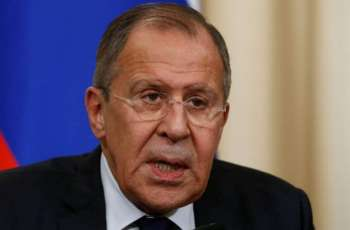 Russian Foreign Minister Sergey Lavrov Says to Focus on MidEast at Meeting with Bahraini Counterpart
