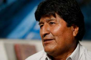 Morales Says Alliance Between Bolivian Opposition, US Main Obstacle for Return to Country