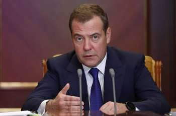Medvedev Says Russia's Human Rights Situation 'Not Ideal' Just Like in All Other Countries