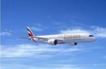 Emirates announces US$ 16 billion order for 50 A350 XWBs at Dubai Airshow