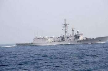 PNS Alamgir, P3C aircraft participate in Int'l Naval Exercises