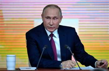 Putin Praises Deep Ties, Growth in Turnover With Switzerland