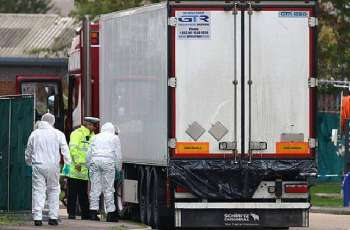 Staffer Finds 16 People Inside Sealed Trailer on Ireland-Bound Ferry