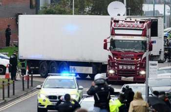 UK Police Detain Man From N.Ireland in Connection With Frozen Migrants Found in Truck