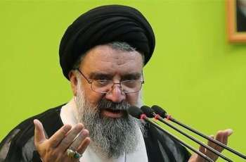 Islamic Cleric Says Iranian People Foiled Enemy Plots - Reports