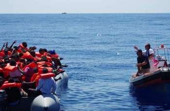 Spanish Rescuers Intercept 2 Boats With Irregular Migrants Near Canary Islands