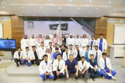 اختتام  فعاليات الأولمبياد الثقافي الـ 6 بجامعة الملك خالد