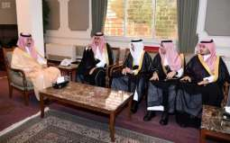 سمو محافظ الأحساء يستقبل رئيس مجلس إدارة دار اليوم