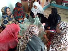 Home based Woman Worker – a portrait of arduous struggle