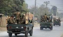 مقتل 3 من رجال الأمن اثر الانفجار في منطقة وزیرستان بباکستان