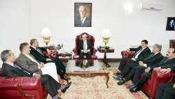 Lawyers must project Kashmir case in true perspective: Azad Jammu Kashmir (AJK) President Sardar Masood Khan