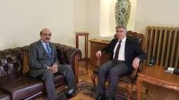 Turkey has stood by Kashmir during its darkest hour: Masood Khan