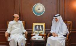 AJK President, OIC Secretary-General exchange views on the current