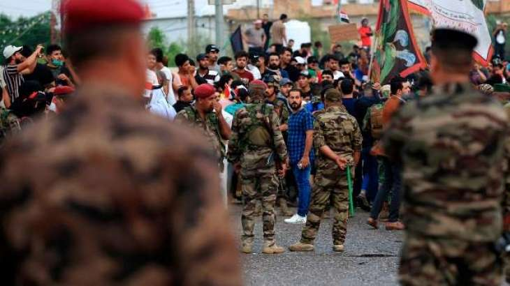 Witnesses Say Some Protesters Killed During Clashes With Security Forces in Iraq's Karbala