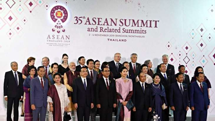 East Asia Summit Reaffirms Commitment to Fighting Drugs Trafficking - Joint Statement