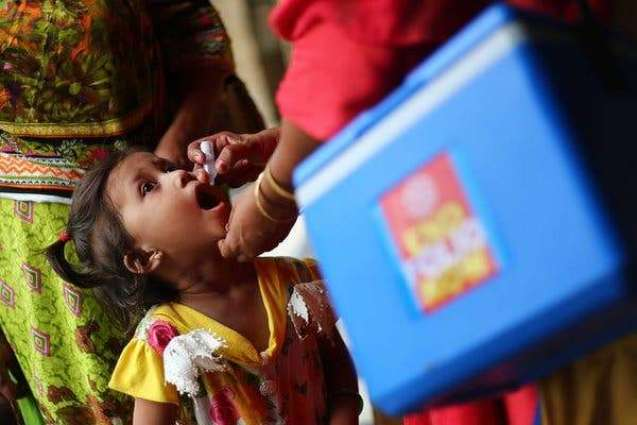 Polio Drive Improvement Through Technology