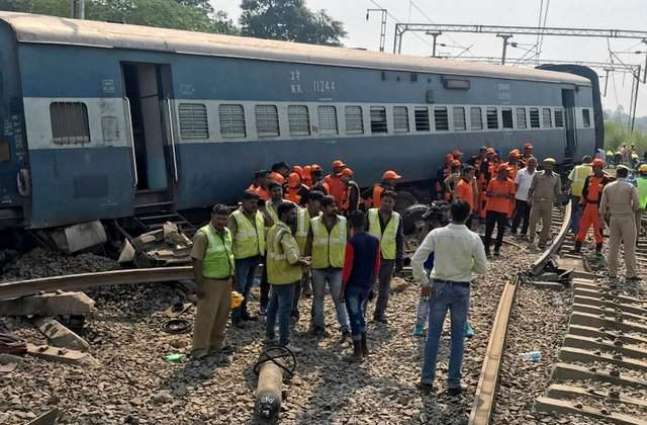 At Least 30 People Injured in Train Collision in Southern India - Reports