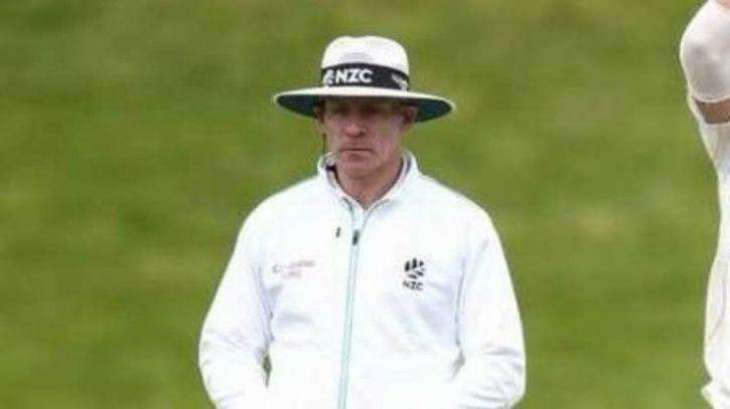 Former Porn Star becomes umpire in T20 match for New Zealand and England