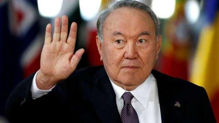Nazarbayev Says Korean Denuclearization Possible Through Security Guarantees to Pyongyang