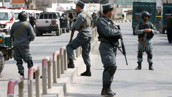 """مقتل 5 من رجال الشرطة في ھجوم لحرکة """" طالبان """" بأفغانستان"""