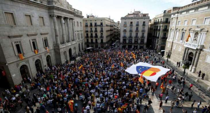 Catalan Parliament Adopts Draft Resolution on Right to Self-Determination