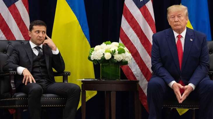 Trump Could Release on Wednesday Transcript of April Call With Ukraine President - Conway