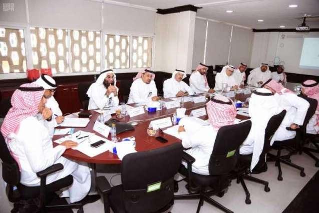 المجلس الاستشاري بتقني الشرقية يناقش استحداث برامج تدريبية ترتبط بصناعة الترفيه
