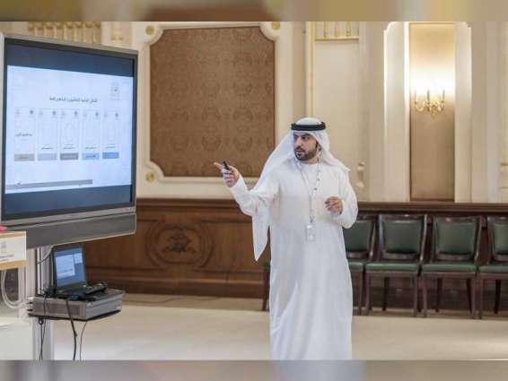 لجنة إدارة انتخابات استشاري الشارقة تنظم ورشا تدريبية حول مرحلة التصويت